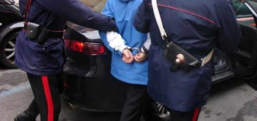 arresto centro accoglienza
