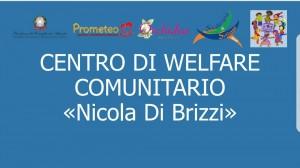 CENTRO DI WELFARE COMUNITARIO NICOLA DI BRIZZI 2