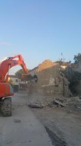 demolizione Silos capaccio