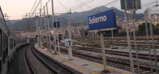 Salerno ferrovia