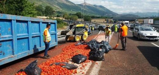 ruspe di pomodori