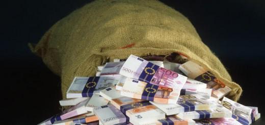 sacco-soldi- euro- tesoretto- stato41mila euro caselle in pittari