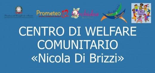 CENTRO DI WELFARE COMUNITARIO NICOLA DI BRIZZI LOGO