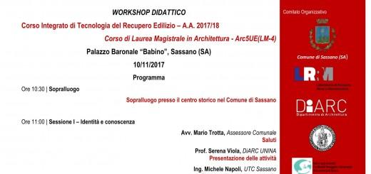Programma Workshop DEF-1
