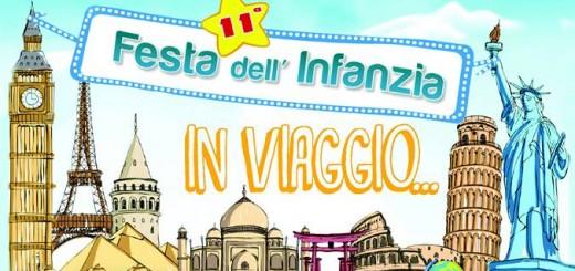 manifesto Festa dell'Infanzia 2017