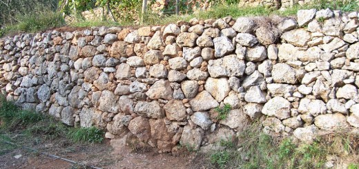 muro a secco codacons