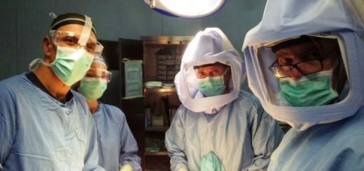 l'equipe ortopedica