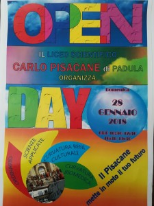 open day pisacane