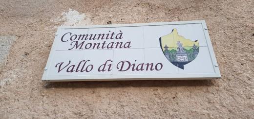 COMUNITA' MONTANA VALLO DI DIANO 1