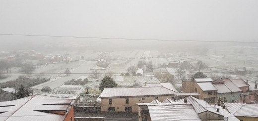 neve e pioggia vallo di diano