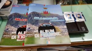 ALBUM FIGURINE SALA CONSILINA