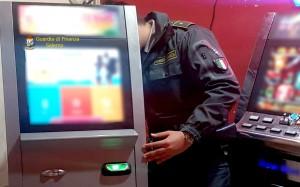 slot machine illegali guardia di finanza