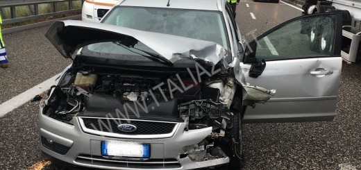 INCIDENTE AUTOSTRADA PADULA 5