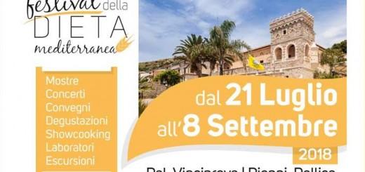 Festival-della-Dieta-Mediterranea-2018-Pioppi-Pollica-Cilento-Locandina-2