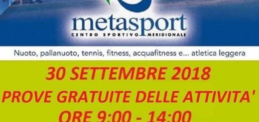 meta sport open day