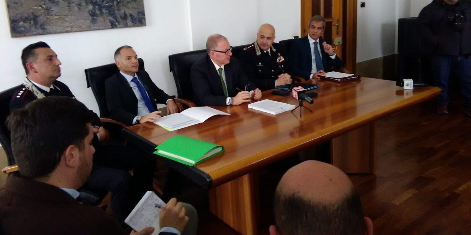 Risultati immagini per agropoli arresti rom