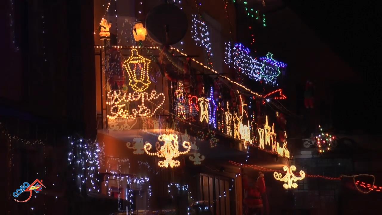 Il Natale Di Casa Italia2 Protagonisti Babbo Natale Ed Una Casa