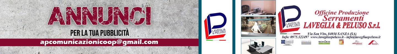 ANNUNCIO LAVEGLIA