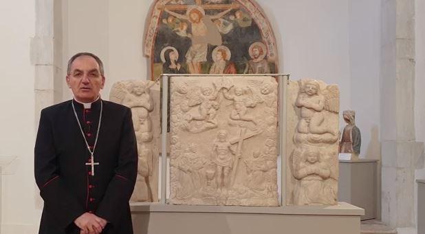 Diocesi Teggiano Policastro: il messaggio per la Santa Pasqua del Vescovo,  Padre Antonio De Luca - Italia2Tv